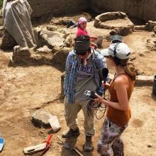 Archaeological Dig Georgia