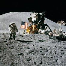 James Irwin, Moon Landing Apollo 15