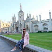 Marika Ottman, Kings Cambridge