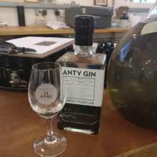 Anty Gin from Cambridge Distillery