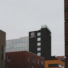 Ubisoft building