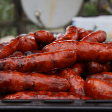 Sizzling Sausages