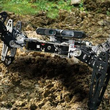 Robots that can adapt like animals