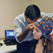 Researchers test a portable brain scanner