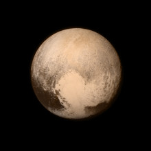 New Horizons Flyby of Pluto