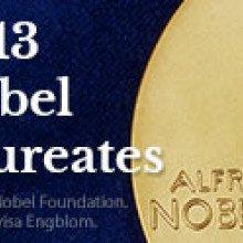 Nobel laureates 2013