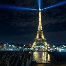 Eiffel Tower COP21