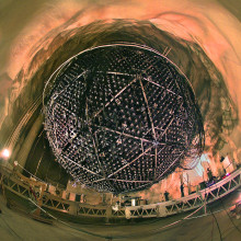 On Tuesday the 2015 Nobel Prize for Physics was awarded for neutrino physics at the Sudbury Neutrino Observatory (SNO), in Canada.