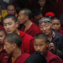Tibetan People in Kathmandu, Nepal