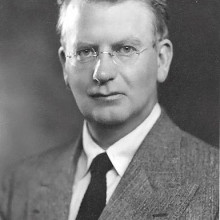 John Logie Baird, Scottish inventor of Television.