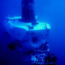 Alvin submersible