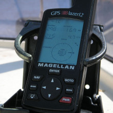 GPS civilian Receiver
