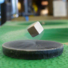 Levitating Superconductor