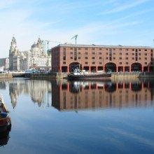 Albert Dock, Liverpool Waterfront