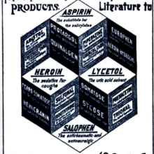 Aspirin advert