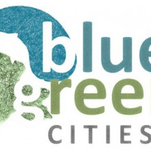 Blue Green Cities Project Logo