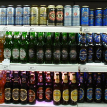 There are many different sorts of beer