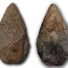 Flint arrow head