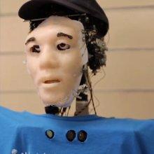 Brian the social robot