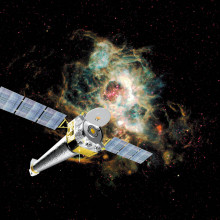 Chandra X-ray Observatory (CXO), formerly AXAF-I