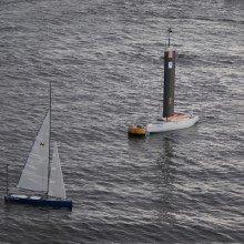 World Robotic Sailing Championships, Cardiff, September 2012