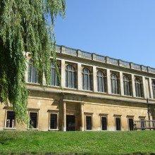 The Wren Library, Trinity College Cambridge