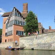 The Jerwood Library, Trinity Hall Cambridge