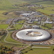 The Diamond Synchrotron in Didcot, Oxfordshire