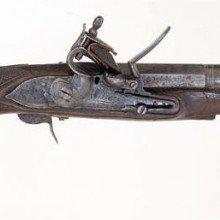 Blunderbuss flintlock \Dragon Pistol\