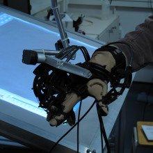 Laser Tweezer Glove