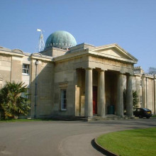 Picture of Institute of Astronomy, Cambridge, observatory building