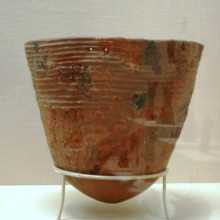 Jomon Pottery c.9000 BC