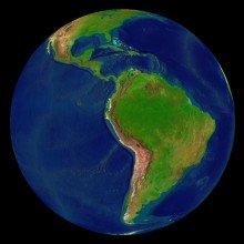 South America/Latin America
