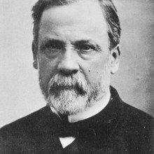 Louis Pasteur (1822-1895), 1878 (detail).