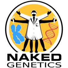 Naked Genetics logo