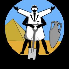 Naked Archaeology Logo