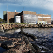 The worlds first osmotic power prototype is situated at Tofte, one hour south of Oslo in Norway.