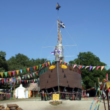 Playship, Children's Field, Glastonbury