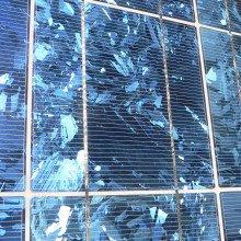 Polycrystalline Silicon photovoltaic module