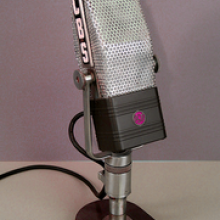 RCA 44 Ribbon Microphone