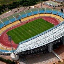 Royal Bafokeng stadium, South Africa
