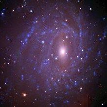 NGC 6744 Galaxy