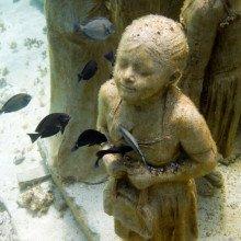 Jason de Caires Taylor underwater sculpture