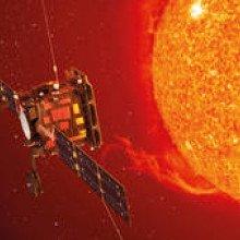 Artist's impression of Solar Orbiter