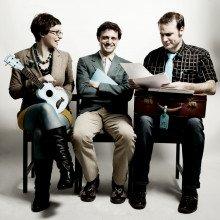 Helen, Steve and Matt - The Festival of the Spoken Nerd