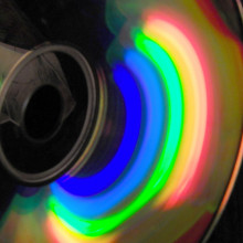 CD rainbows