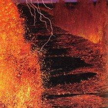 Siberian trapp volcano depiction