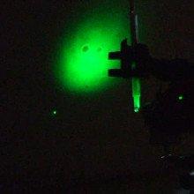 Laser drop teaser