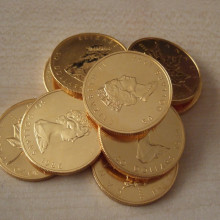 Some, apparently, gold coins